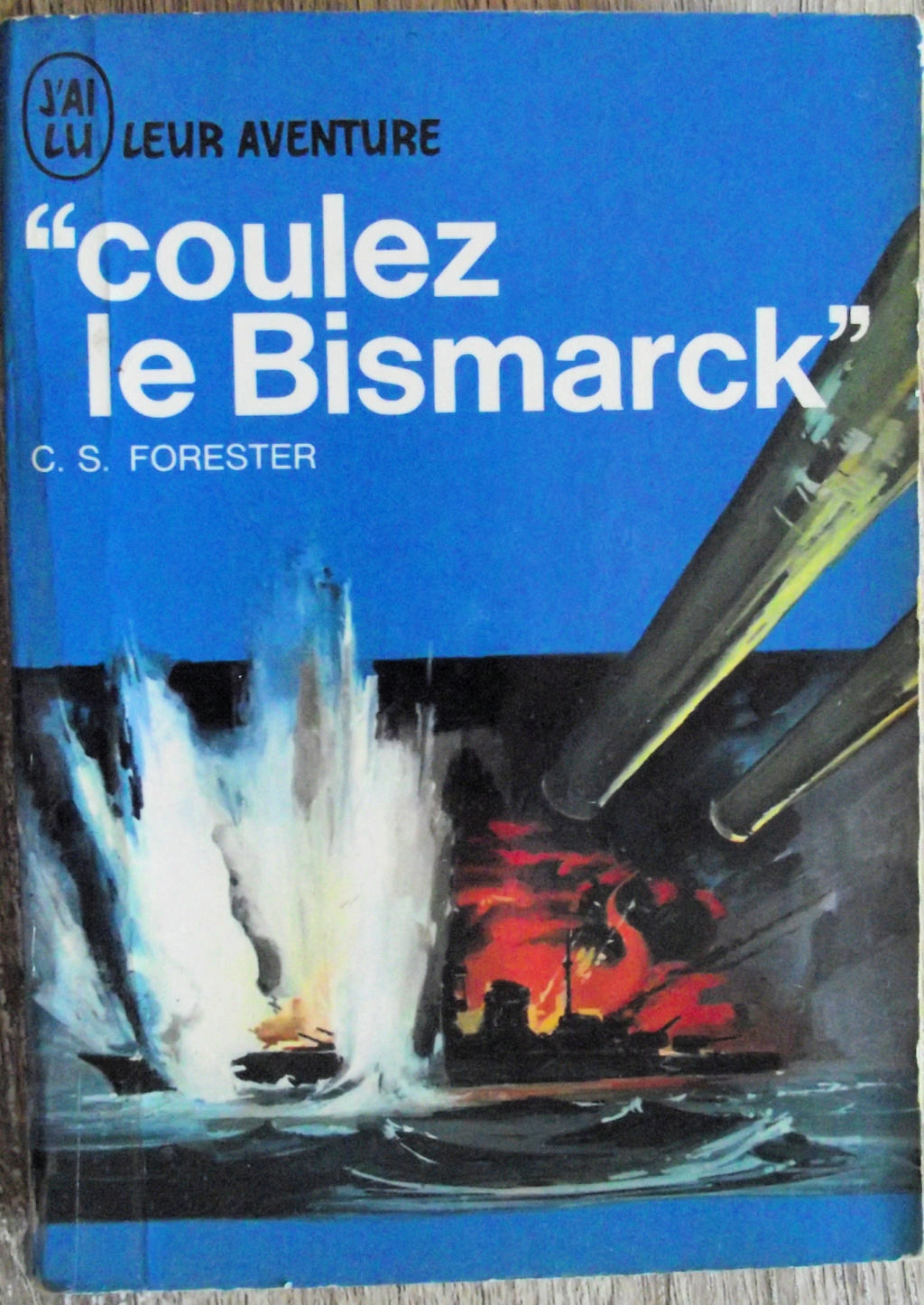Bismarck par HellCat76 1/350 Academy, kit eduard - Page 9 Coulez15