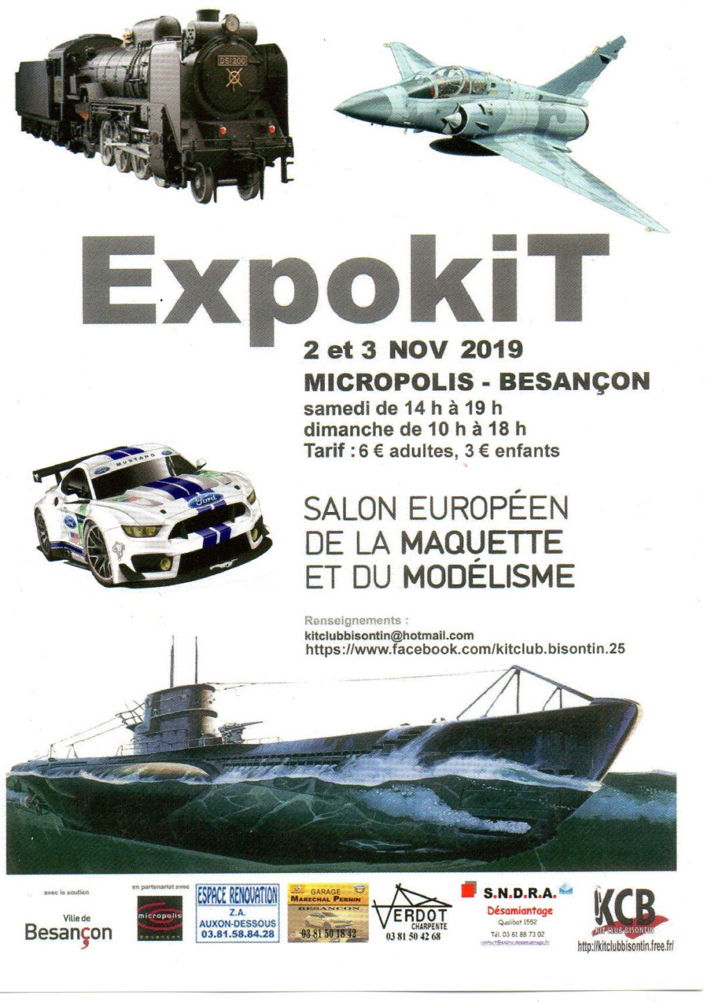 Salon du Modélisme Européen 2-3 Novembre Img12610