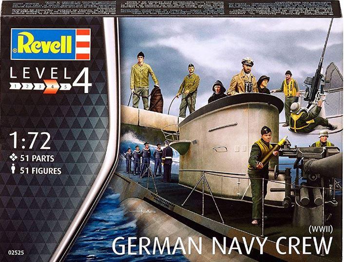 1/72 U-Boot Typ VIIC Revell10