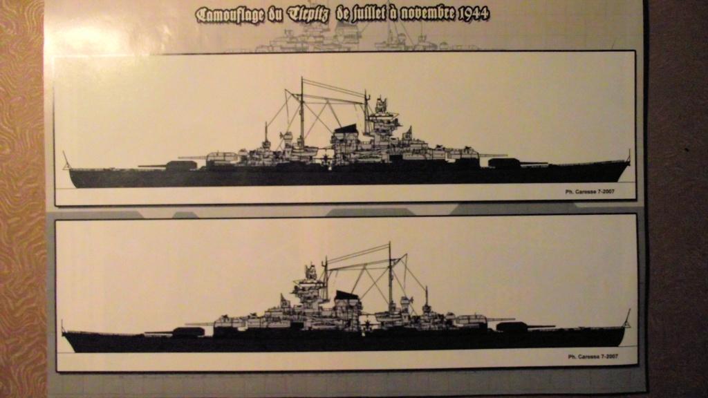 Trouvé!: Bismarck Revell Platinum Tirpit12