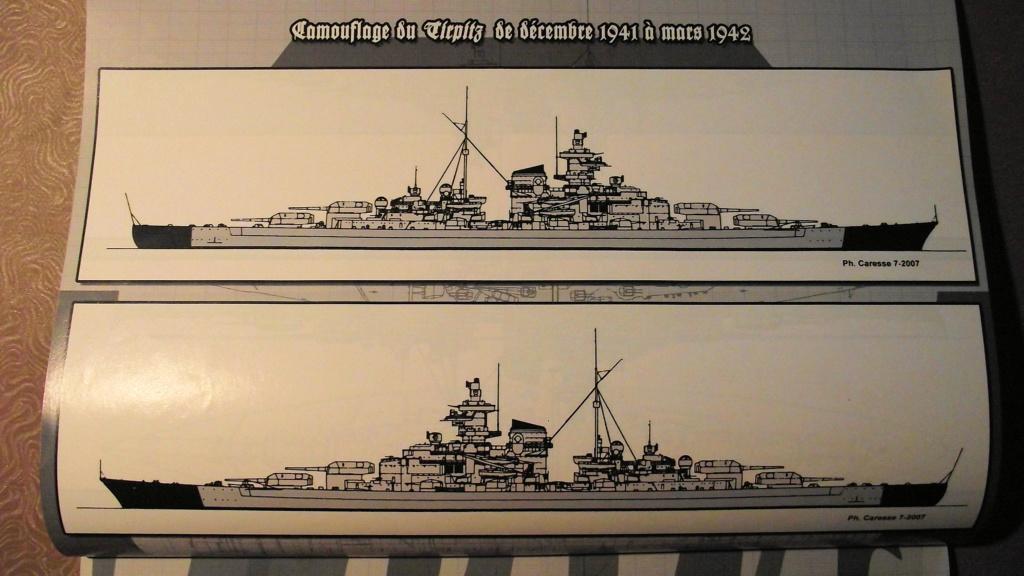Trouvé!: Bismarck Revell Platinum Tirpit13