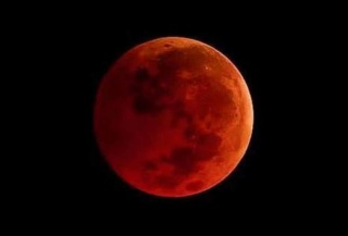 AUSTRALIA is set for a rare blood moon this weekend 6ad9a010
