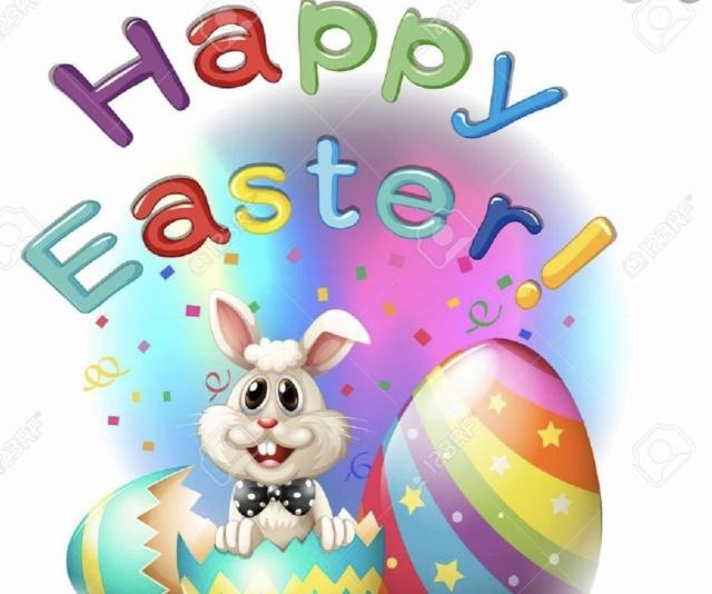 Happy Easter everyone. 7400c510