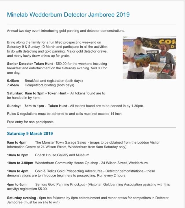 Upcoming event: Minelab Wedderburn detector jamboree 2019 D2576b10