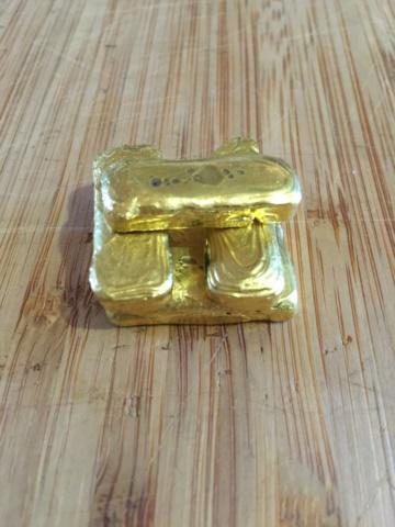 Melting gold - crucibles - advice sought Ebe60710