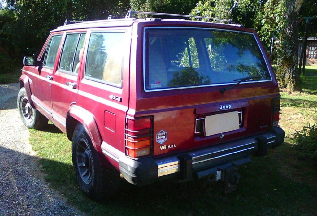 Jeep Cherokee V6 2,8L 86 40c9ff10