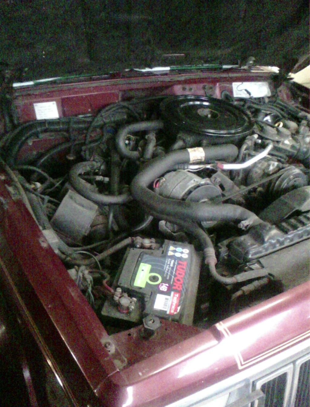 Jeep Cherokee V6 2,8L 86 88de6510