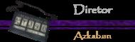 Azkaban - Diretor