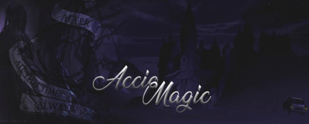 Accio Magic