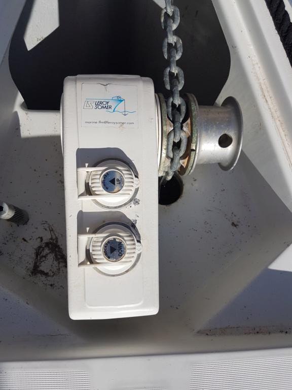 Norme guideau sur Oeanis 393 Clipper de 2002 20180911