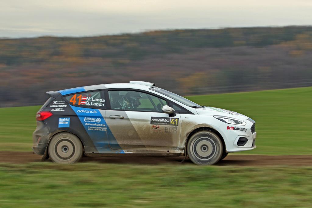 FIA European Rally Championship: Temporada 2020 01-nik10