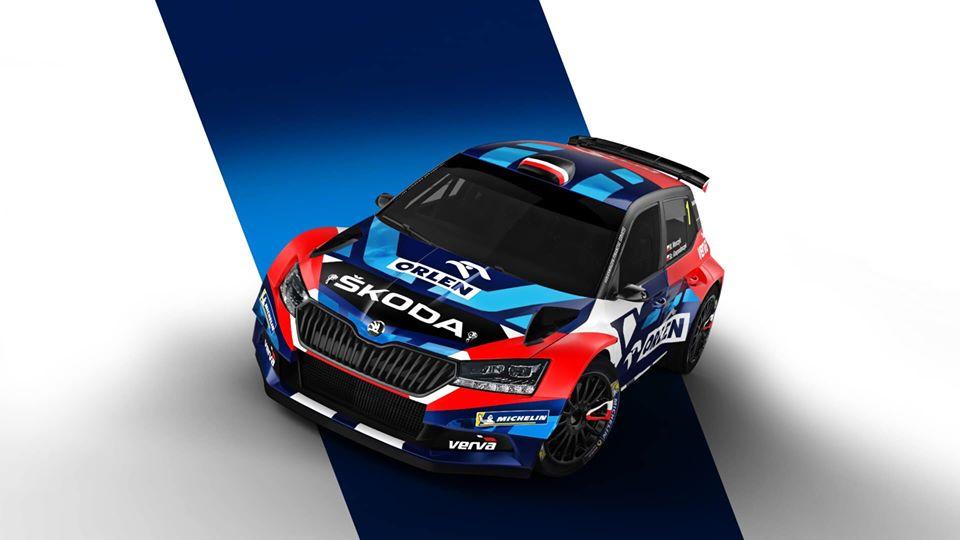 FIA European Rally Championship: Temporada 2020 - Página 2 88022710