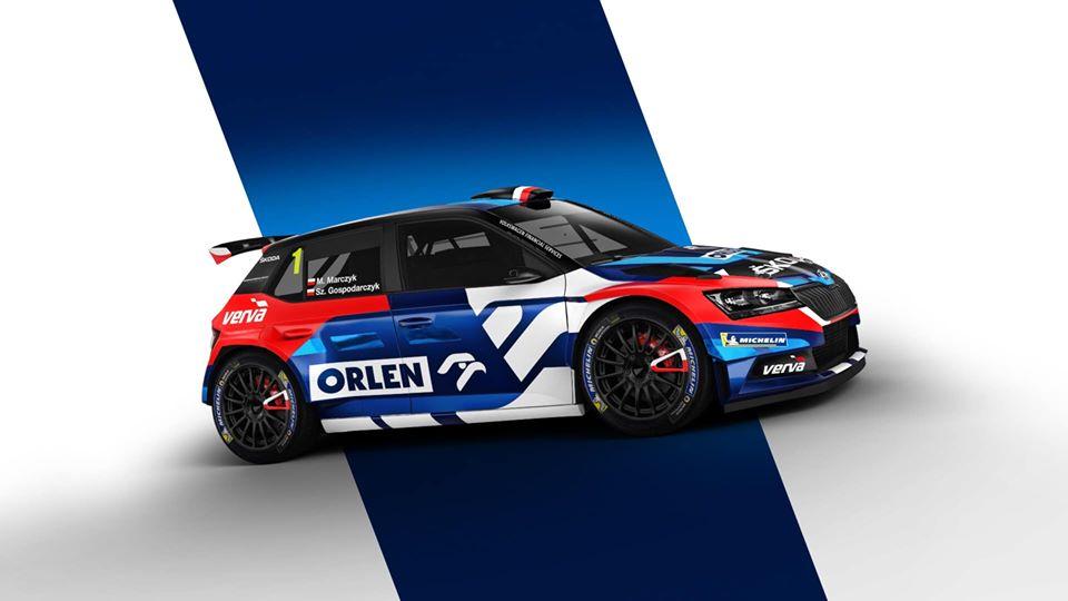 FIA European Rally Championship: Temporada 2020 - Página 2 88273010