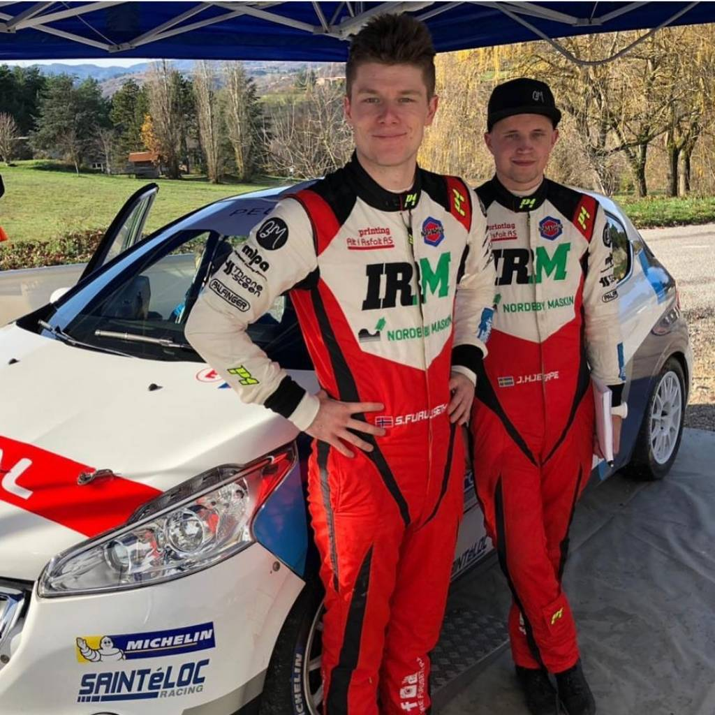 FIA European Rally Championship: Temporada 2019 8f2e6210