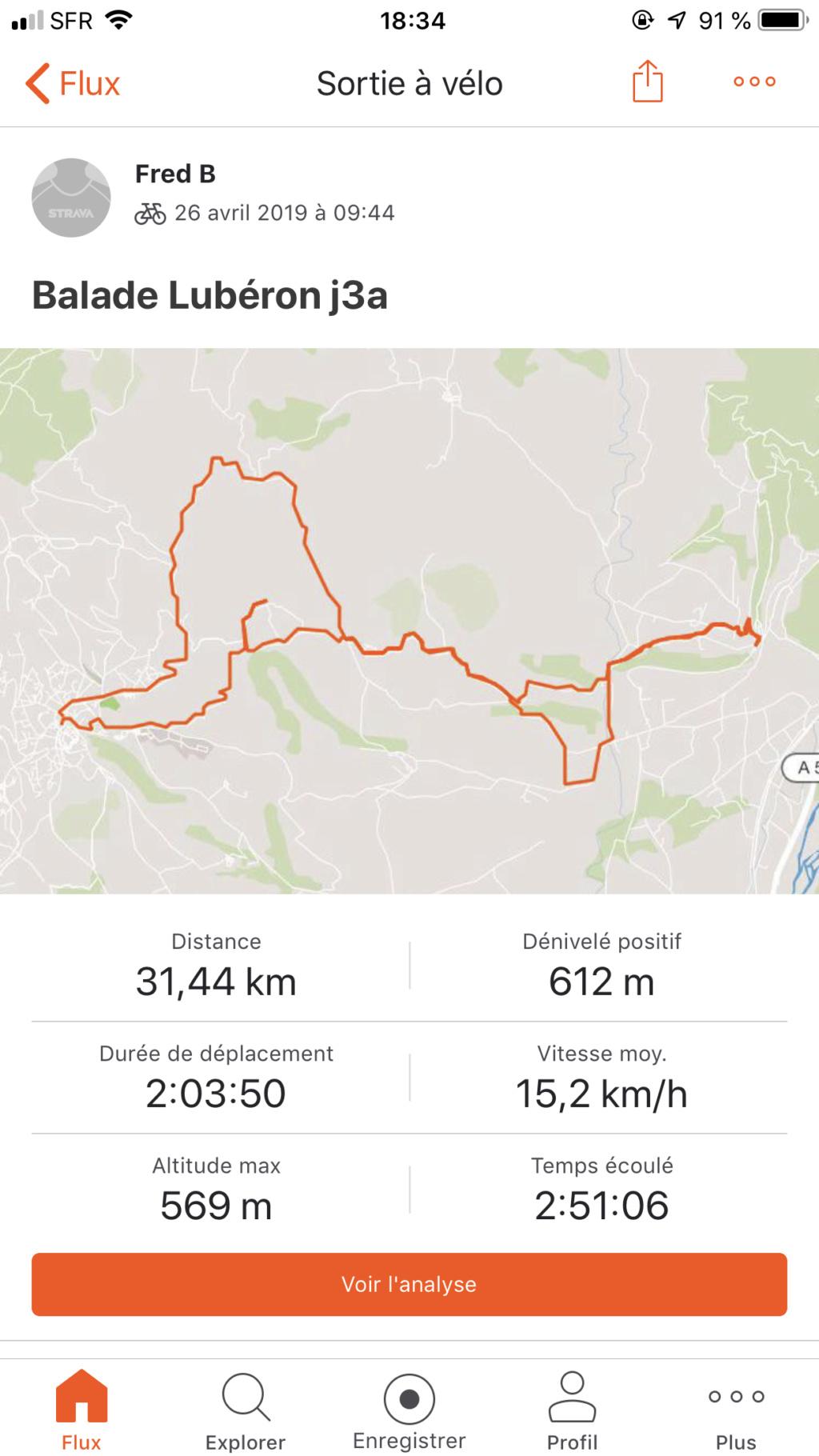 Tour du Luberon + Escapade dans le Verdon [24 avril au 2 mai 2019] saison 14 •Bƒ 68608b10