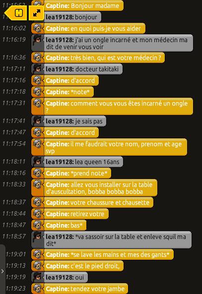 [C.H.U] Rapports d'actions RP de Captine Bandi169