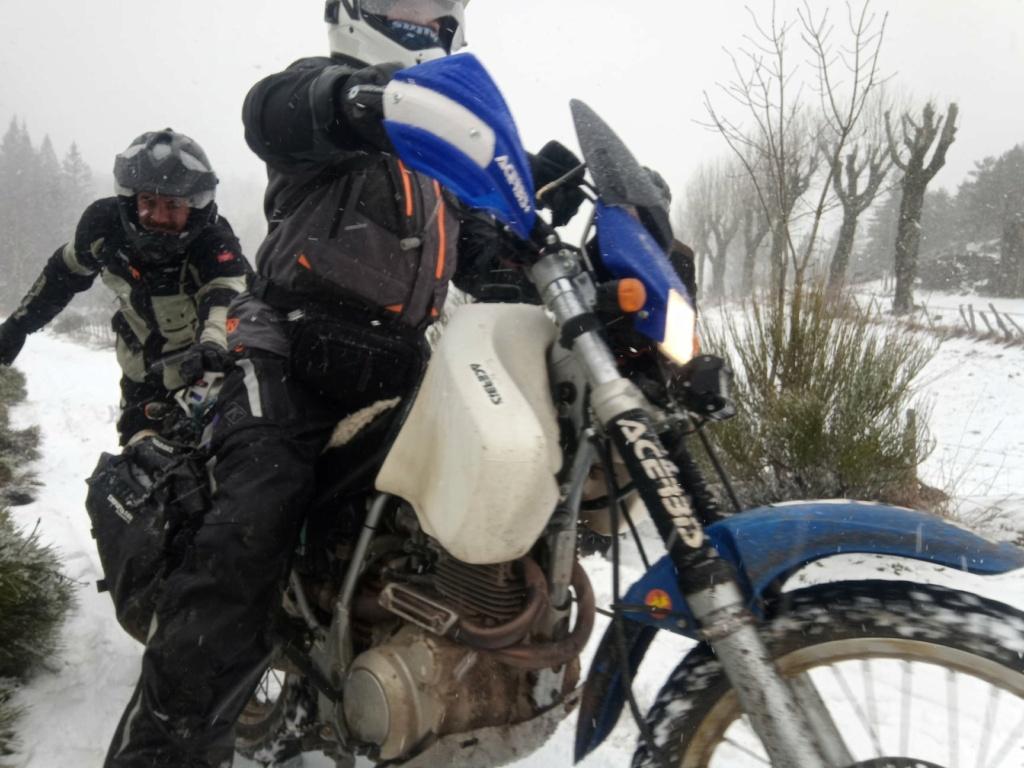 Rando hivernale en Cévennes 14223810