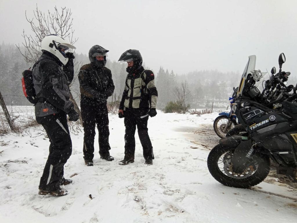 Rando hivernale en Cévennes 14227710