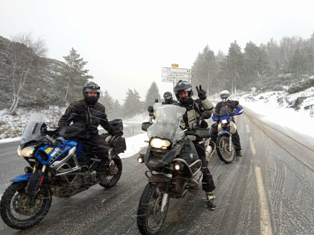 Rando hivernale en Cévennes 14228810