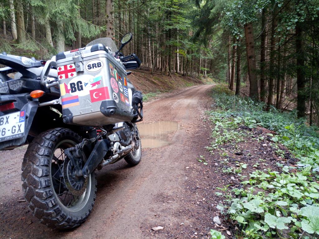 """Road-Trip """"Pas de Projet - France / Italie / Belgique 213"""