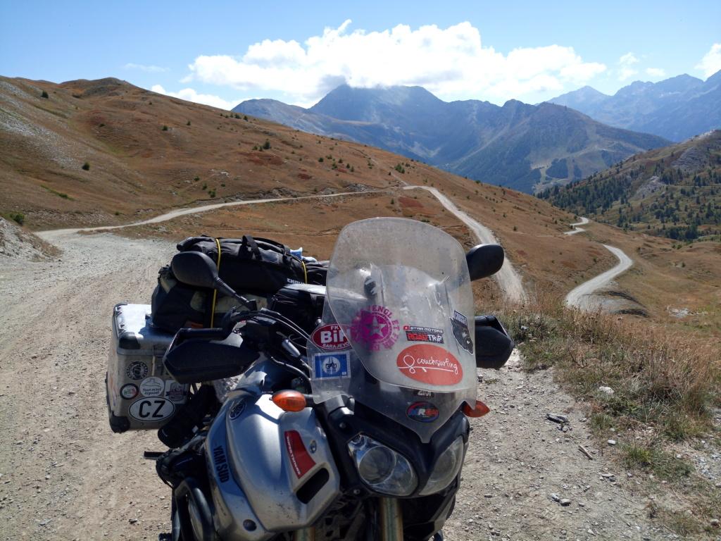 """Road-Trip """"Pas de Projet - France / Italie / Belgique 412"""