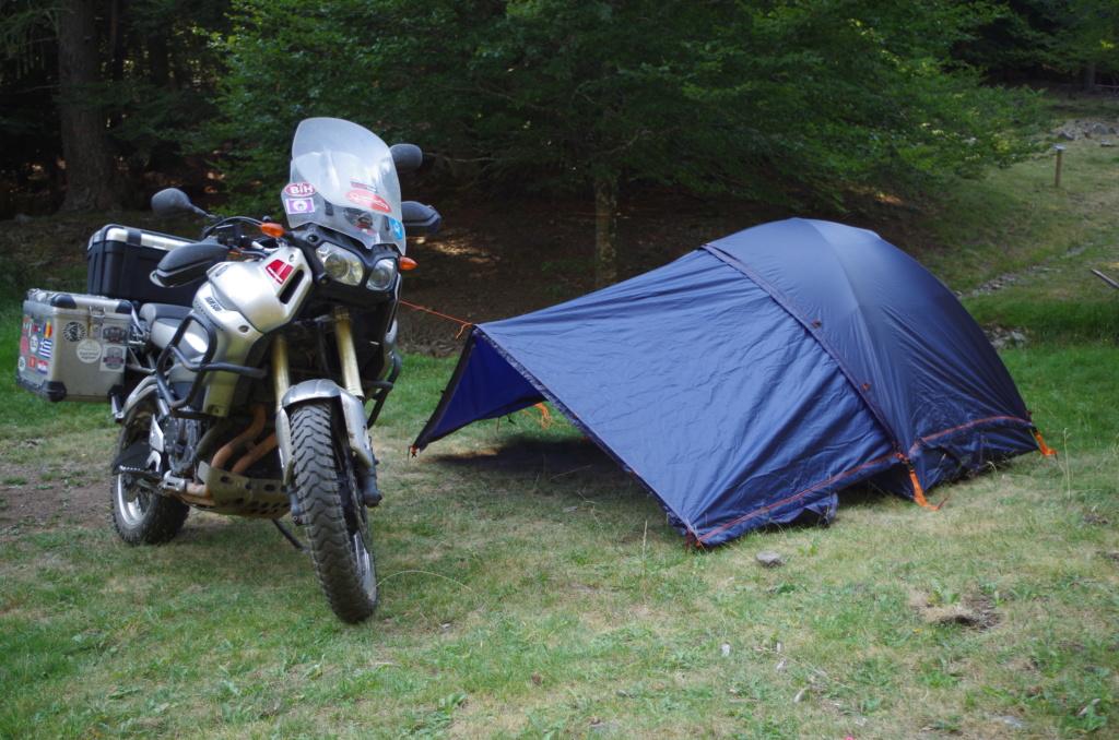 Tente Qaou - Teste Longue Distance Imgp8410