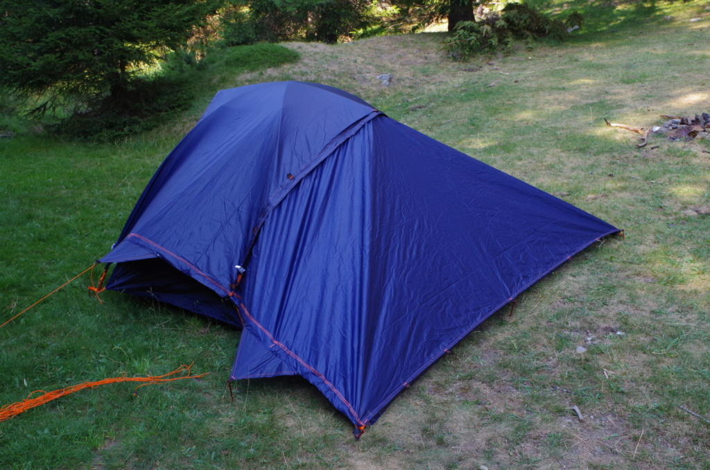 Tente Qaou - Teste Longue Distance Imgp8411