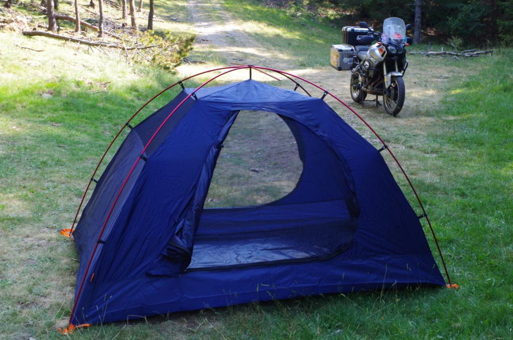 Tente Qaou - Teste Longue Distance Imgp8412