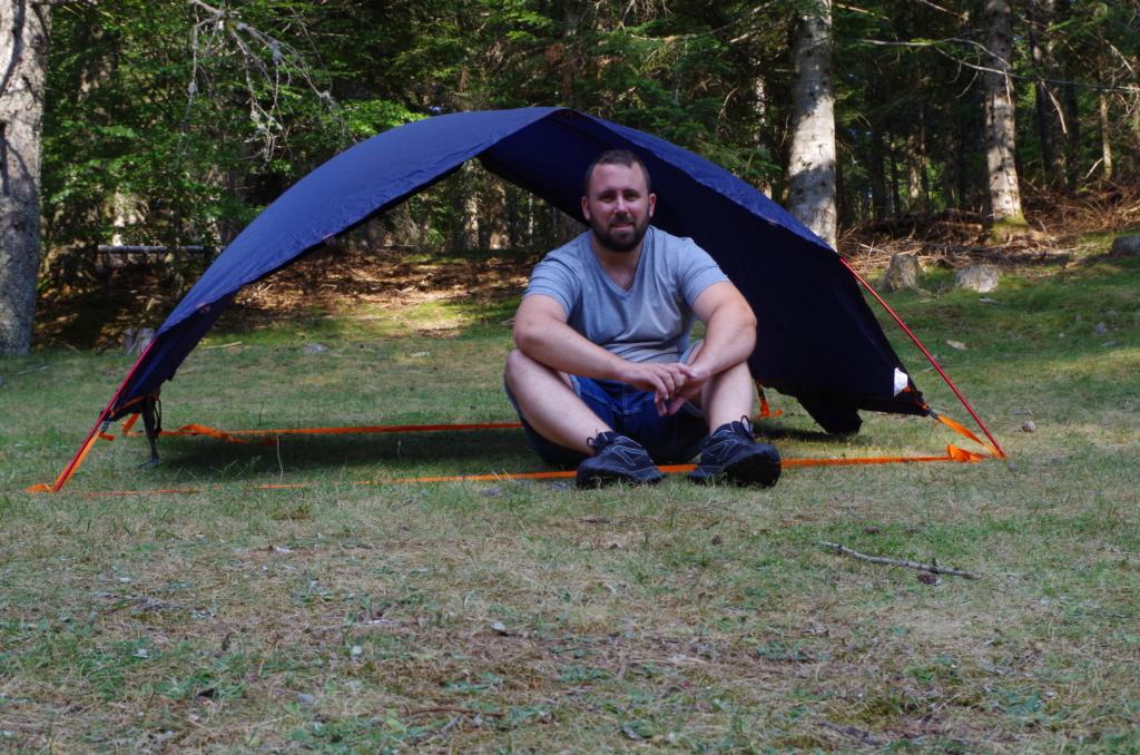 Tente Qaou - Teste Longue Distance Imgp8511
