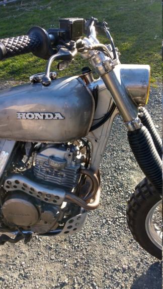 Restauration/préparation Honda XL600LM 1986 - Page 5 Imag2038