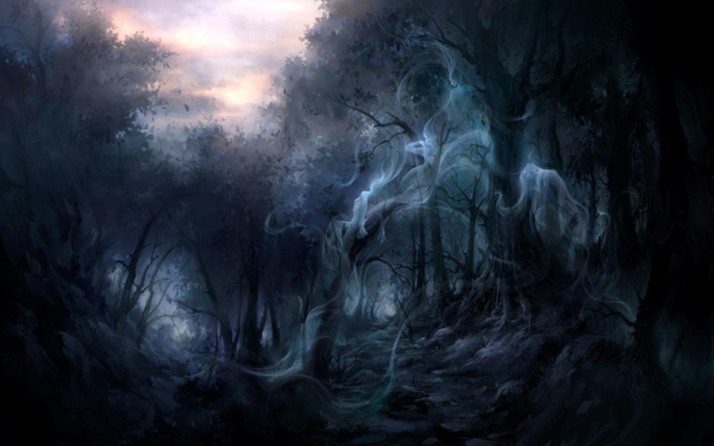 La forêt de l'Automne 7444610