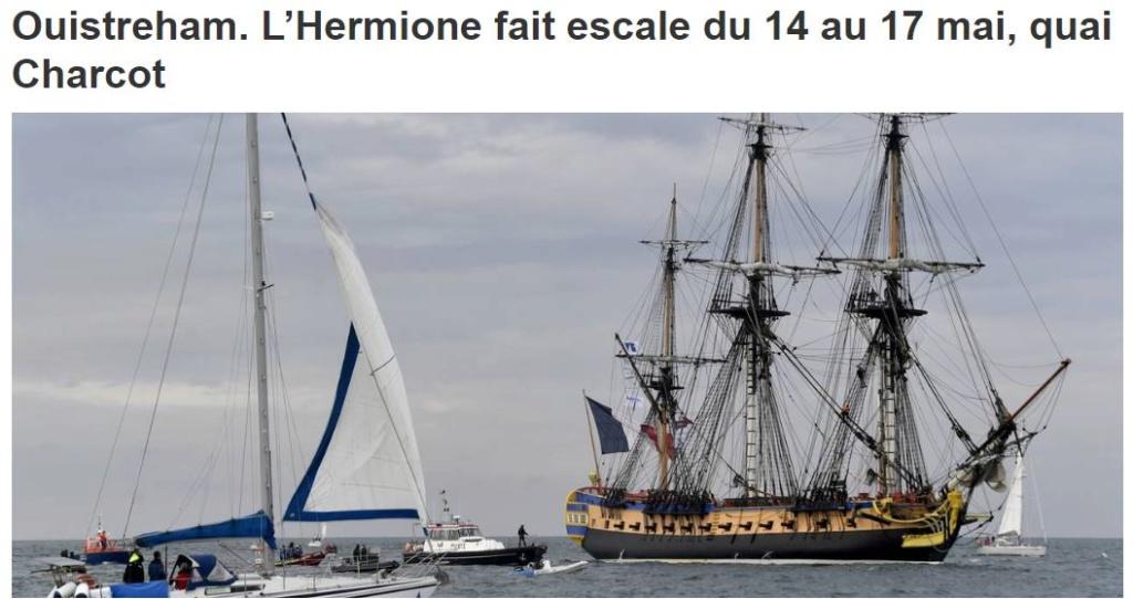 [Marine à voile] L'Hermione - Tome 2 - Page 2 Quai_c10