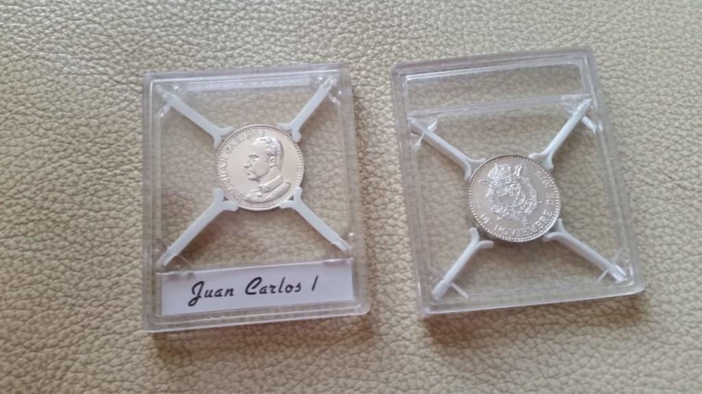 Medalla conmemorativa proclamación del rey Juan Carlos I E435f410