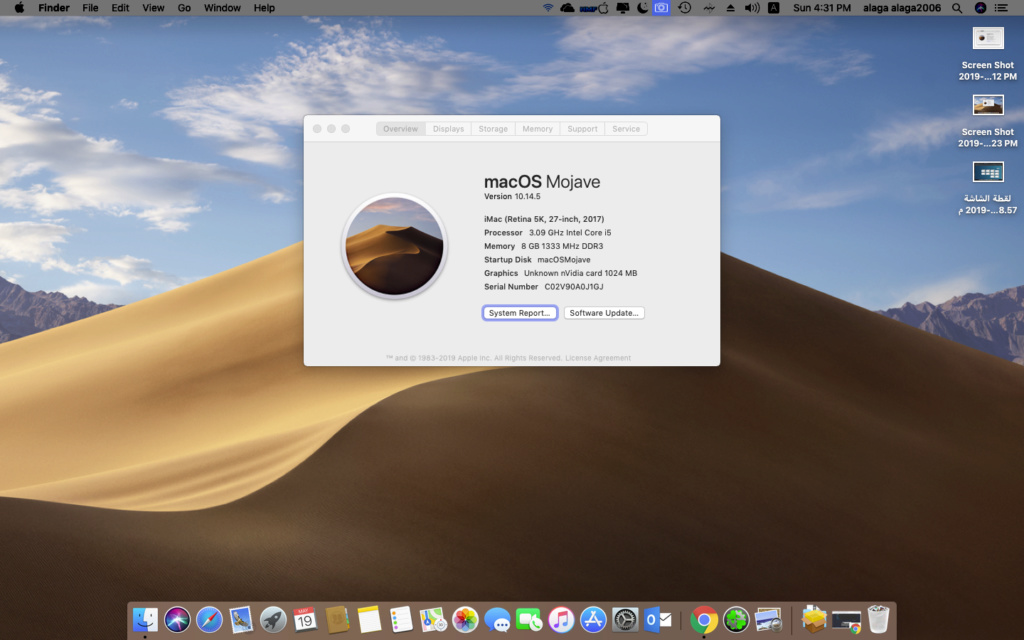 Fix Old NVIDIA macOS Mojave - Page 2 Screen10