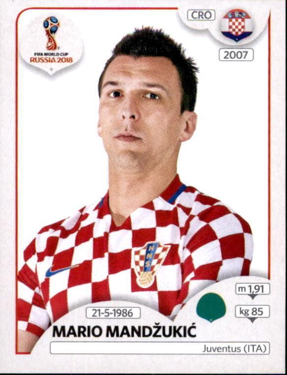¿Cuánto mide Mario Mandzukic? - Real height Fifa-w11