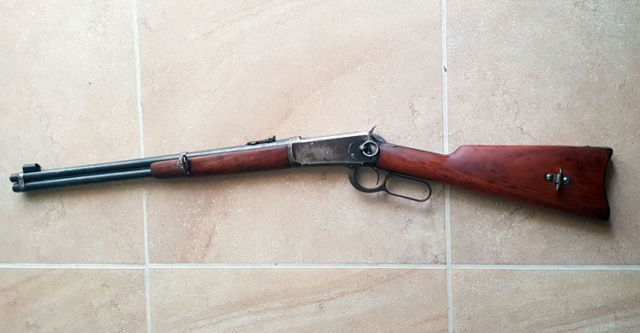 WINCHESTER 94 1913 - Page 2 20190814