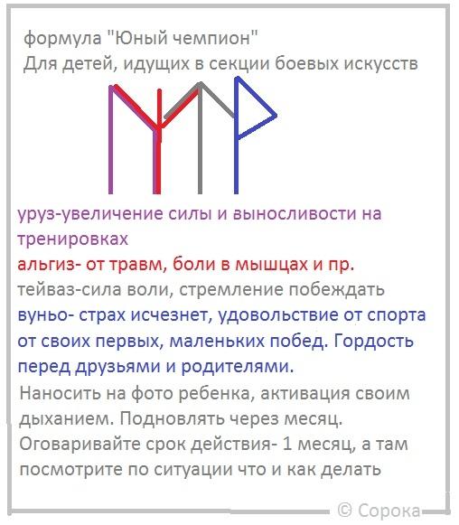 """Формула""""Юный чемпион"""" 11"""