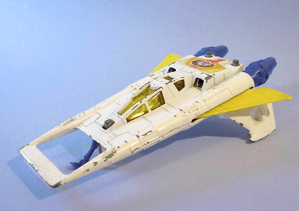 Starfigther - Buck Rogers in the 25th century - Refurbishing 01_buc10