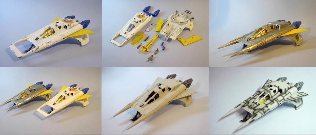 Starfigther - Buck Rogers in the 25th century - Refurbishing 01_buc11