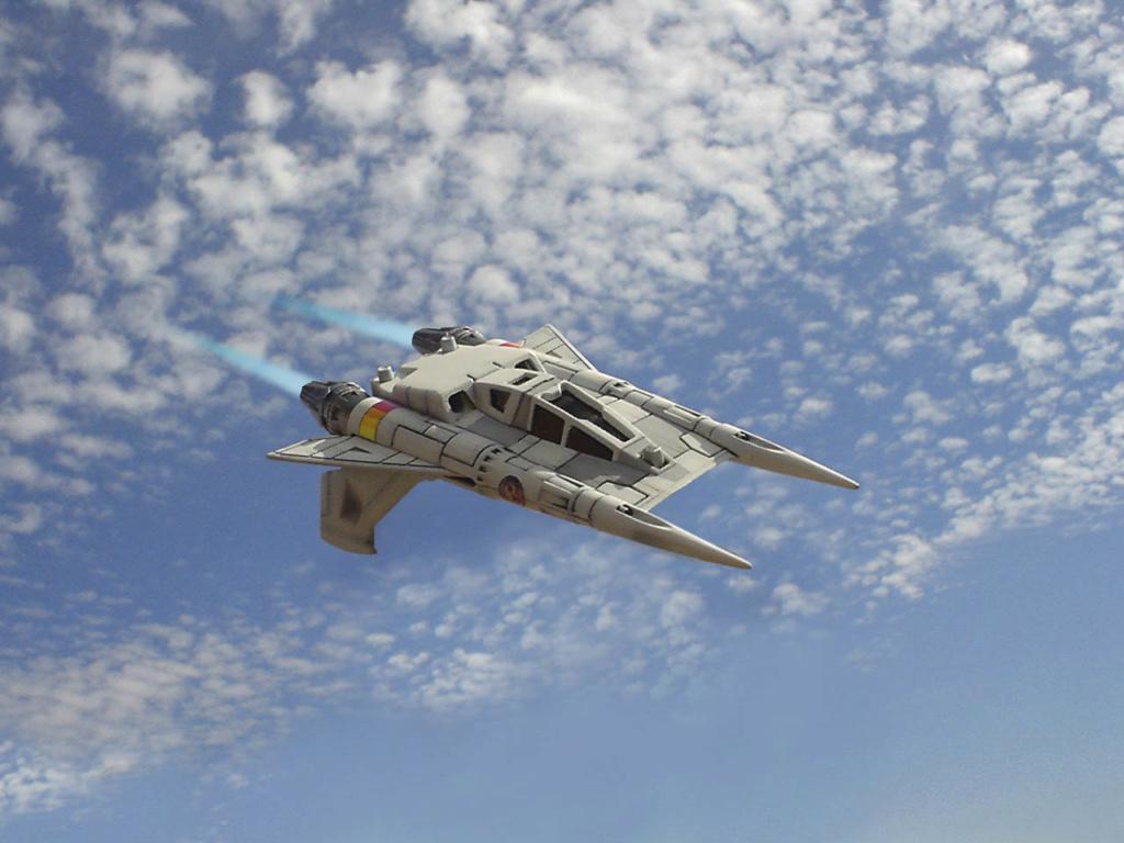 Starfigther - Buck Rogers in the 25th century - Refurbishing 01_buc13