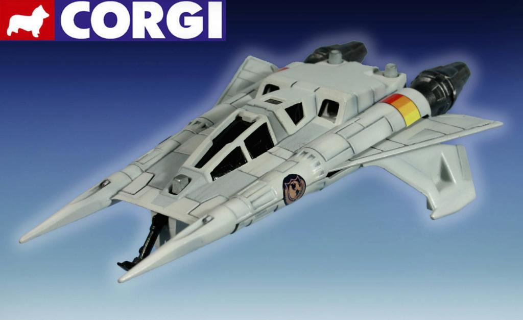 Starfigther - Buck Rogers in the 25th century - Refurbishing 01_buc14