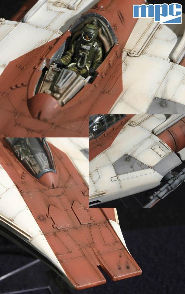 """A-Wing - Return of the Jedi : """"Vieux ! Mais pas obsolète !"""" Awing_11"""