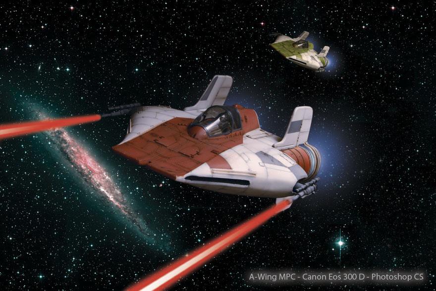 """A-Wing - Return of the Jedi : """"Vieux ! Mais pas obsolète !"""" Awing_13"""