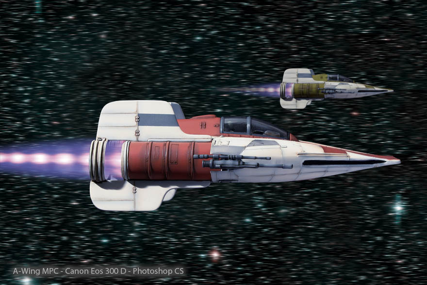 """A-Wing - Return of the Jedi : """"Vieux ! Mais pas obsolète !"""" Awing_14"""