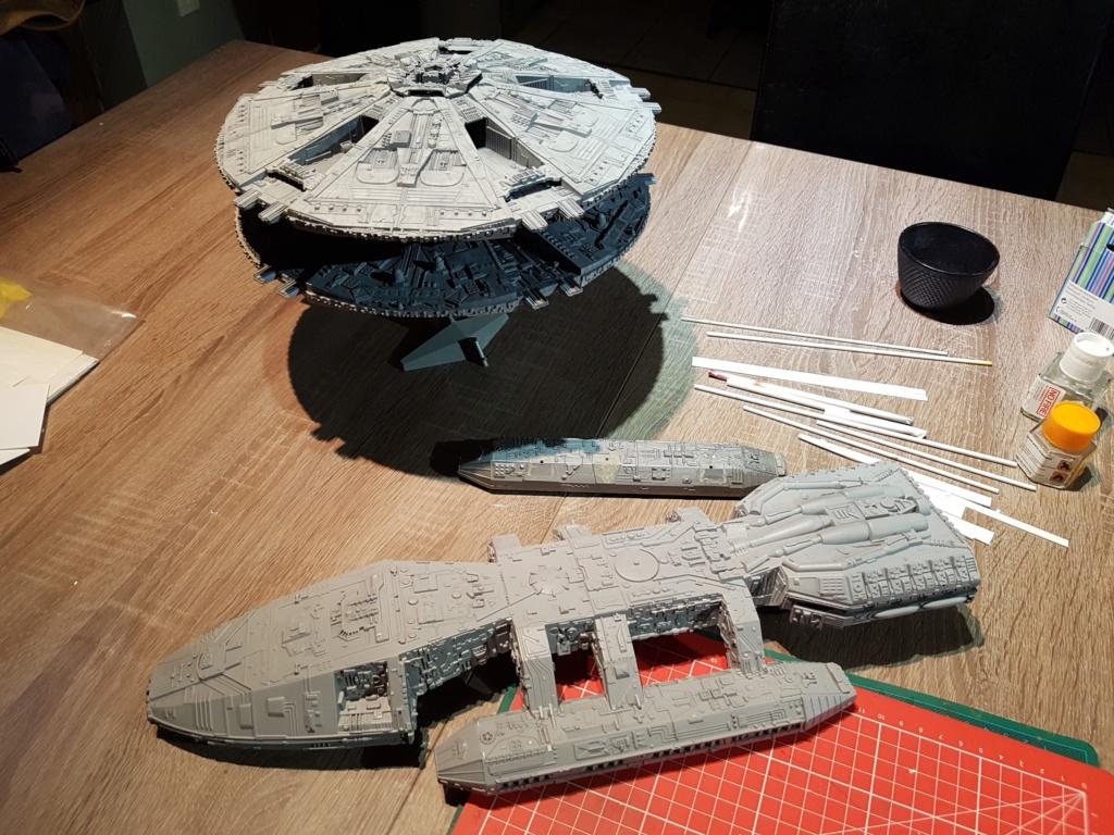 Battlestar Galactica - Cylon Basestar - Revell Cylon_13