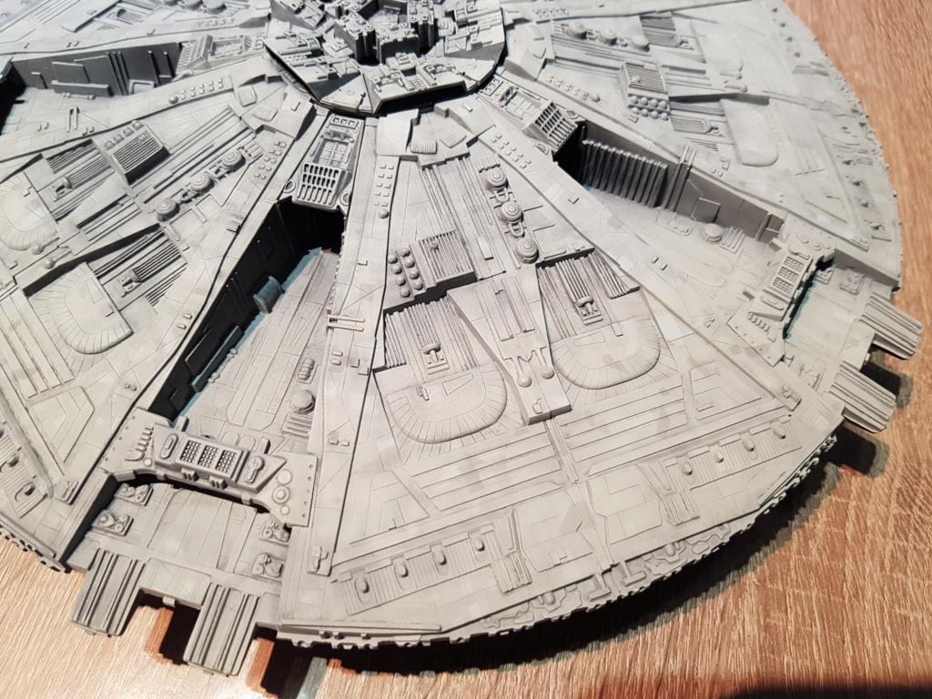 Battlestar Galactica - Cylon Basestar - Revell Cylon_14