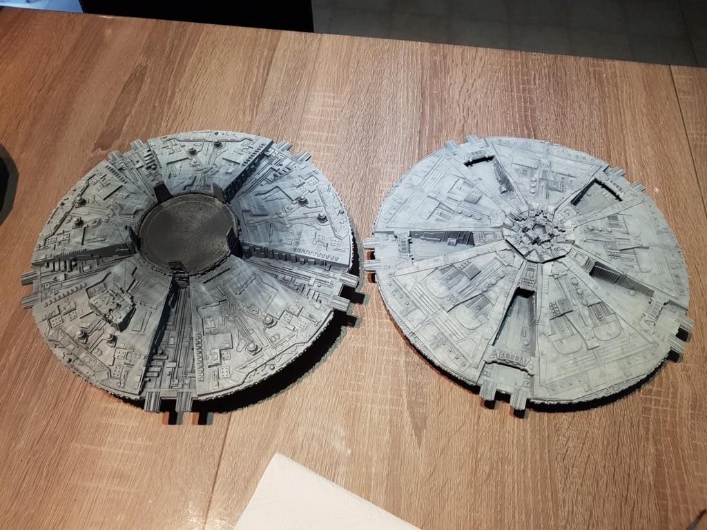 Battlestar Galactica - Cylon Basestar - Revell Cylon_15