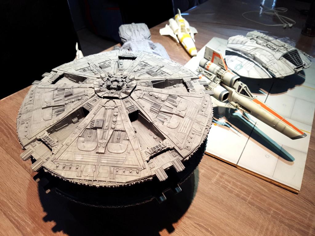 Battlestar Galactica - Cylon Basestar - Revell Cylon_17