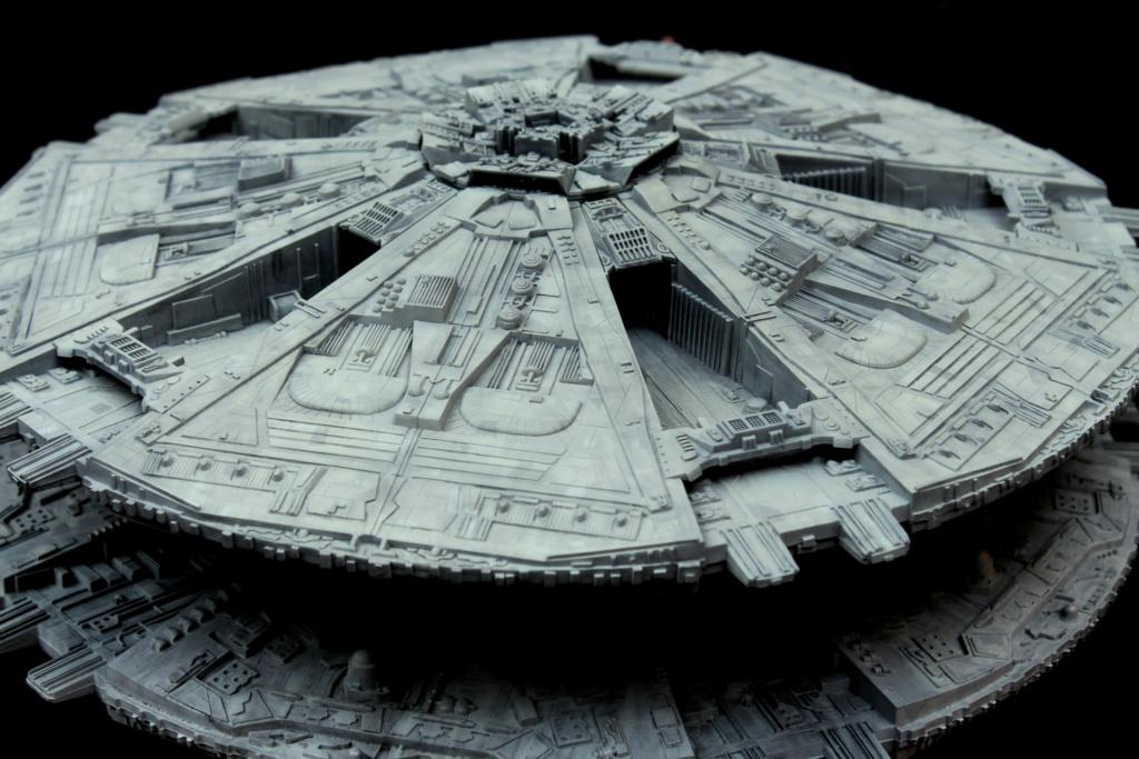 Battlestar Galactica - Cylon Basestar - Revell Cylon_18