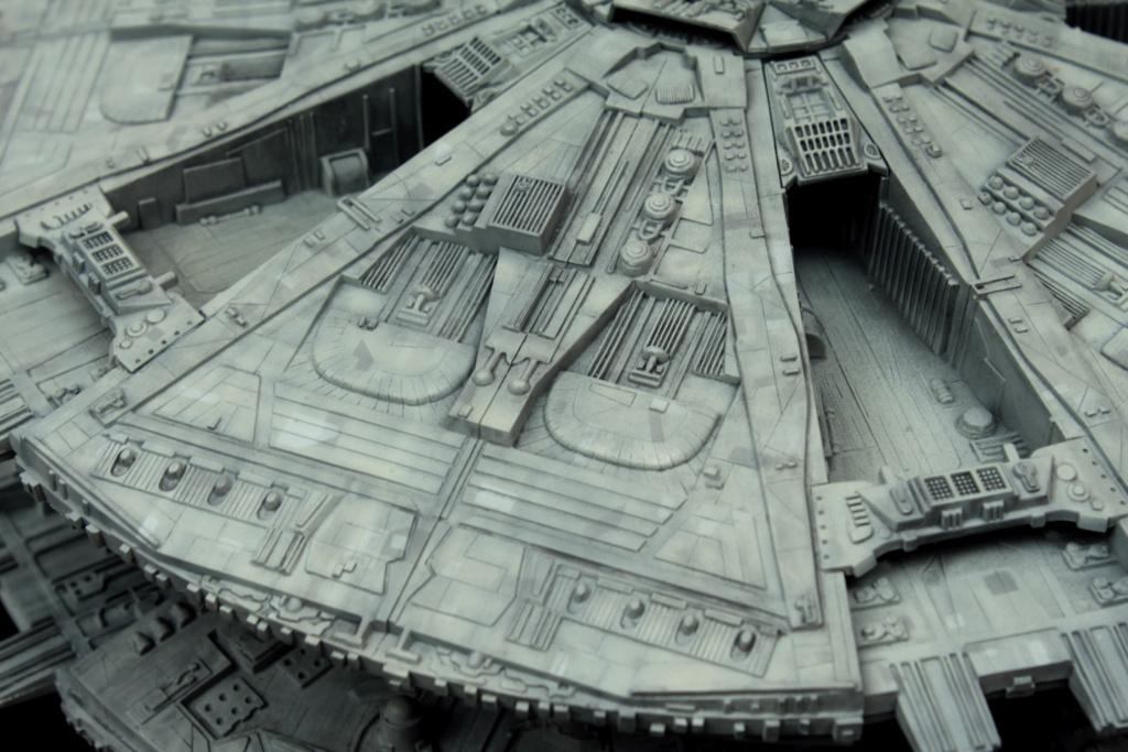 Battlestar Galactica - Cylon Basestar - Revell Cylon_19